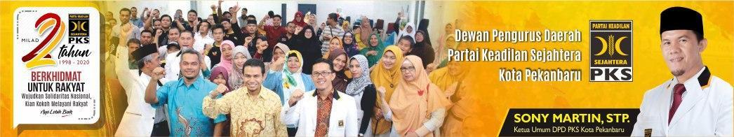 DPD PKS Pekanbaru